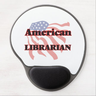American Librarian Gel Mouse Pad