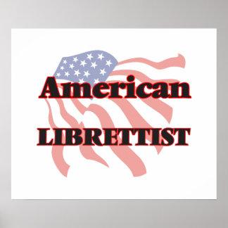 American Librettist Poster