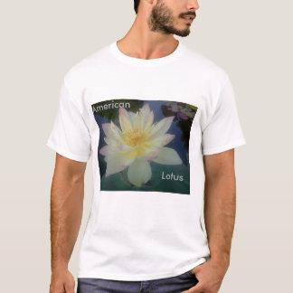 American Lotus, t-shirt