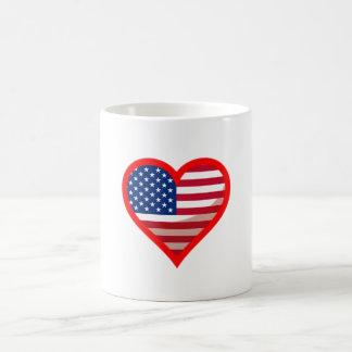 American love mugs