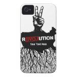 American Love Revolution Propaganda Case Case-Mate iPhone 4 Case