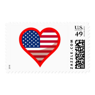 American Love Stamps