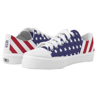 American Low-Top Sneakers