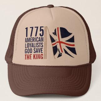 AMERICAN LOYALISTS TRUCKER HAT