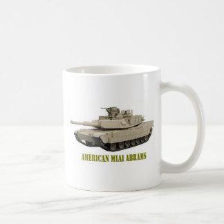 AMERICAN M1A1 ABRAMS  TANK COFFEE MUG