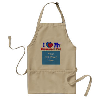 """American Made Adoption Drive Apron"" Adult Apron"