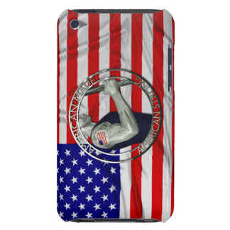 American Made American Strong Barely There iPod Covers
