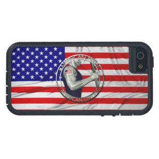 American Made American Strong Case For iPhone 5