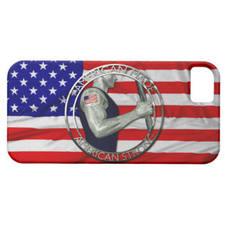 American Made American Strong iPhone 5 Cover