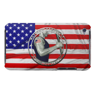 American Made American Strong Case-Mate iPod Touch Case