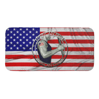 American Made American Strong iPhone 5 Pouch