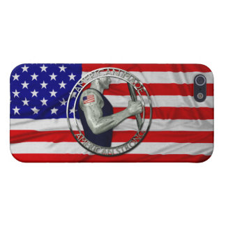 American Made American Strong iPhone 5/5S Covers