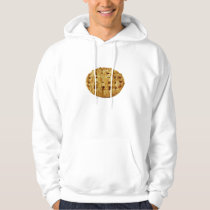 American Made Apple Pie Zig Zag Crust Hoodie