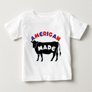 American made beef baby T-Shirt
