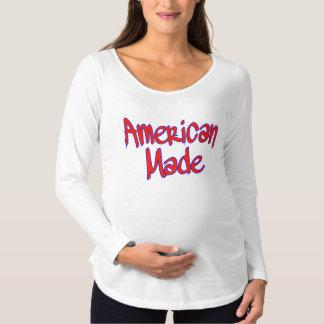 american made logo maternity T-Shirt