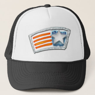 American Made Pride Trucker Hat