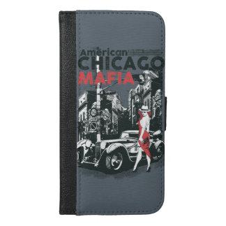 American Mafia iPhone 6/6s plus wallet case