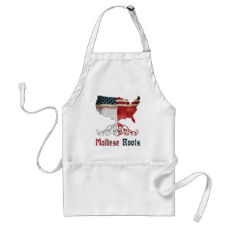 American Maltese Roots Adult Apron