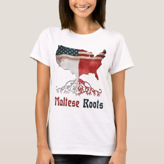 American Maltese Roots T-Shirt