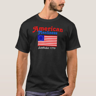 American Manliness T-Shirt