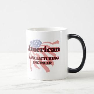 American Manufacturing Engineer 11 Oz Magic Heat Color-Changing Coffee Mug