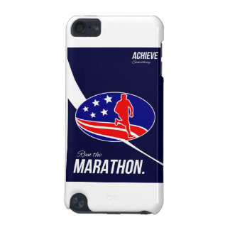 American Marathon Achieve Something Poster iPod Touch (5th Generation) Case