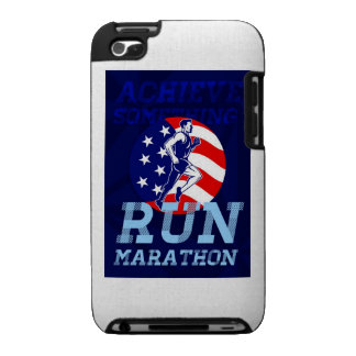 American Marathon Achieve Something Poster iPod Touch Case
