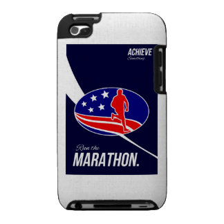 American Marathon Achieve Something Poster iPod Touch 4g Case