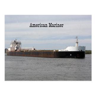 American Mariner Post Card