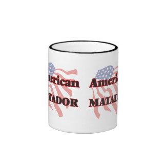 American Matador Ringer Coffee Mug