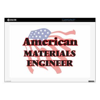 "American Materials Engineer 17"" Laptop Skins"