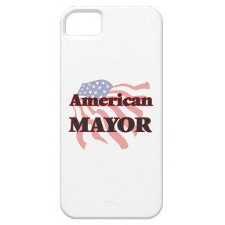 American Mayor iPhone 5 Cover