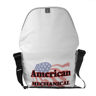 American Mechanical Engineer Courier Bag