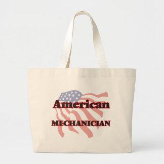 American Mechanician Jumbo Tote Bag