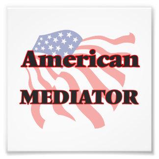 American Mediator Photo Print