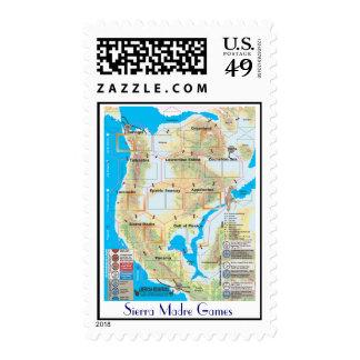 American Megafauna Stamp