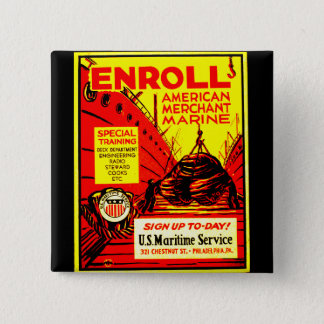 American Merchant Marine - Enroll Today ! Button