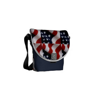 AMERICAN MESSENGER BAG