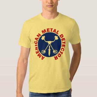 American Metal Detector T-Shirt