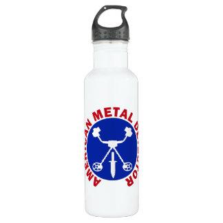American Metal Detector Water Bottle