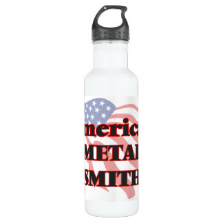 American Metal Smith 24oz Water Bottle