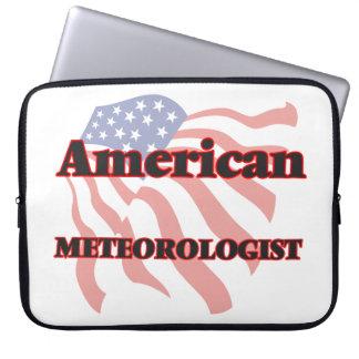 American Meteorologist Laptop Computer Sleeves