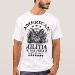 American Militia T-Shirt