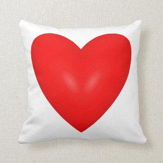 American Mojo Heart pillow