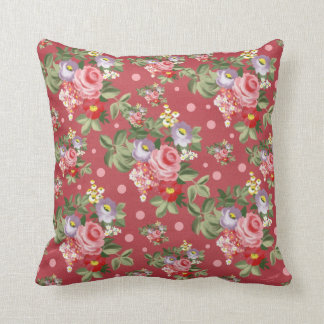 American MoJo Pillows,flowers Throw Pillow