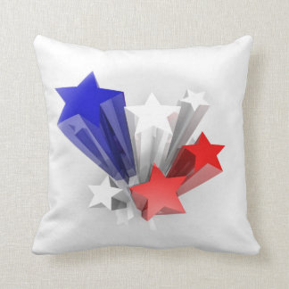American MoJo Pillows with stars