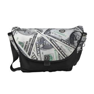 American Money Messenger Bag