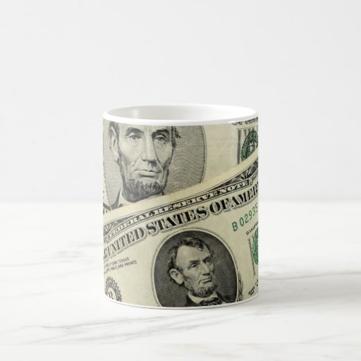American Money Mug