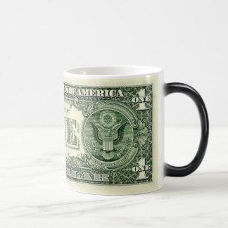 American money one Mug