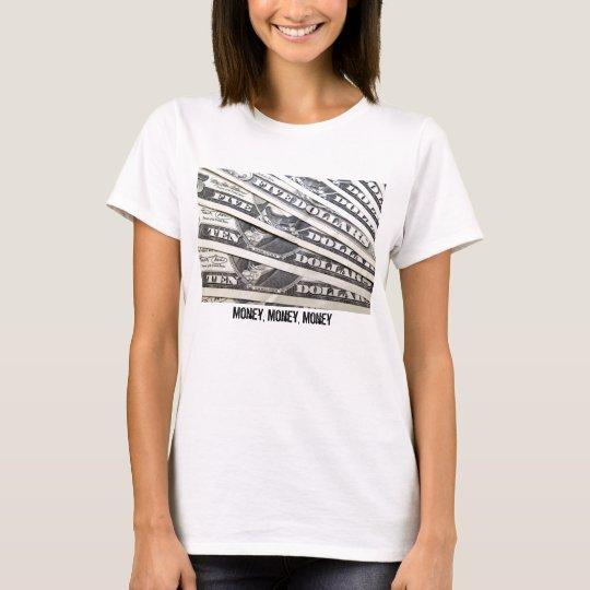 American Money Woman's T-Shirt